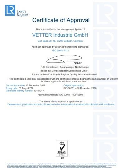 vetter 2 Vetter - Magazin Online Unilift Serv