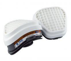 12977 masca elipse integra a2p3 gvs Masca protectie impotriva prafului, gazelor si vaporilor | Elipse Integra A2P3 | GVS - SHOP unilift.ro