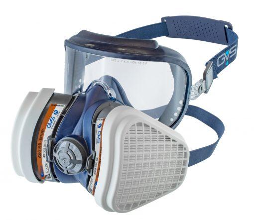 12978 masca elipse integra a2p3 gvs Masca protectie impotriva prafului, gazelor si vaporilor | Elipse Integra A2P3 | GVS - SHOP unilift.ro