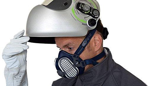 41D3vUHSPmL Semimasca pentru mirosuri neplacute cu carbune activ | Elipse Integra P3RD | GVS - Magazin Online Unilift Serv