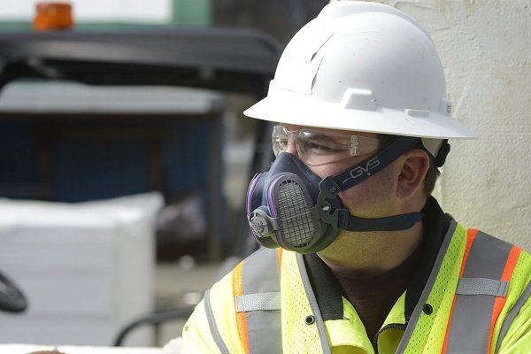 71WeTEie L. SL1500 Semimasca protectie impotriva gazelor, prafului si vaporilor | Elipse P3RD | GVS - Magazin Online Unilift Serv