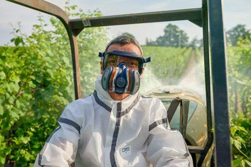 81sI3kO0teL. SL1500 Masca protectie impotriva gazelor, vaporilor si prafului | Elipse Integra A1P3-RD | GVS - SHOP unilift.ro