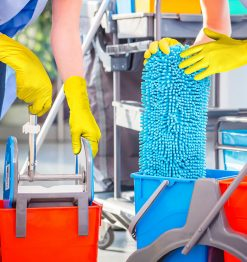 8608 manusi protectie jan san grippaz Manusi din nitril cu striatii pentru curatenie/industria sanitara | Grippaz - SHOP unilift.ro Manusi ambidextre