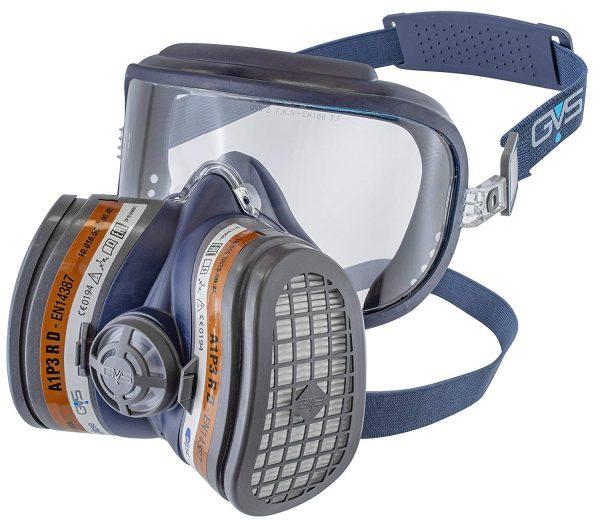 Masca protectie impotriva gazelor, vaporilor si prafului | Elipse Integra A1P3-RD | GVS - Magazin Online Unilift Serv