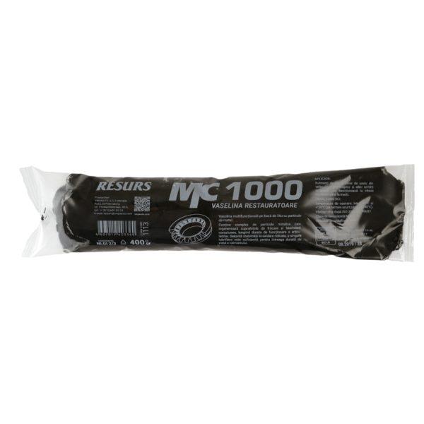 mc 1000 Vaselina universala cu particule solide RESURS 1000 - Magazin Online Unilift Serv Vaselina multifunctionala litiu restauratoare