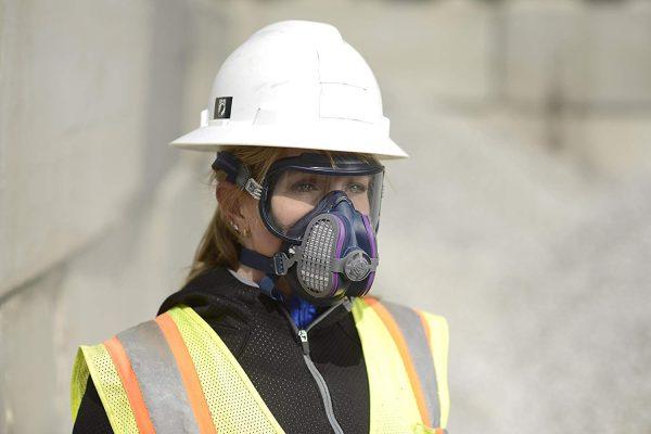 61QjnpXaZmL. SL1500 Semimasca protectie impotriva gazelor, prafului si vaporilor | Elipse Integra P3RD | GVS - Magazin Online Unilift Serv