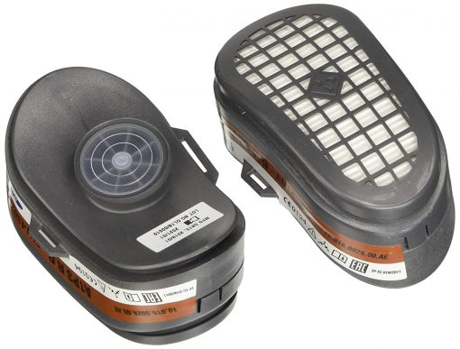 8115vJAW7bL. SL1500 Kit inlocuire filtre   A1P3 carbon activat   GVS - SHOP unilift.ro