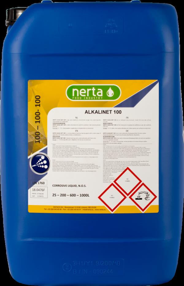 ALKALINET 100 Solutie de curatat motoare 5L | ALKALINET 100 | Nerta - Magazin Online Unilift Serv