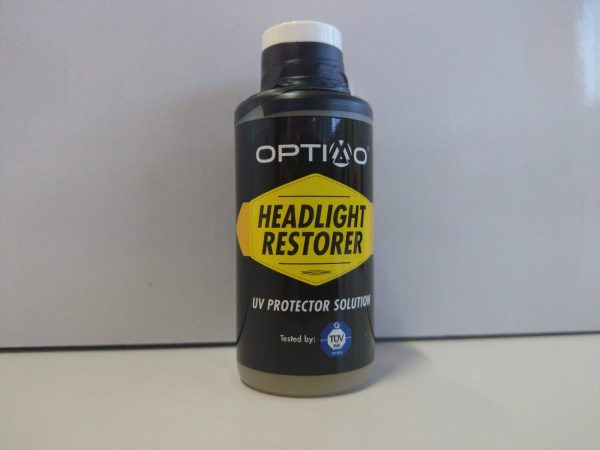 IMG 20200122 WA0047 Solutie polish faruri | HEADLIGHT RESTORER PRO 50ml | Optimo - Magazin Online Unilift Serv