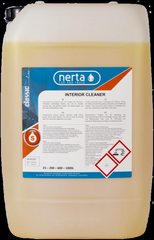 INTERIOR CLEANER Solutie curatat tapiterie 5L   INTERIOR CLEANER   Nerta - SHOP unilift.ro