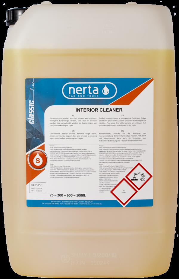INTERIOR CLEANER Solutie curatat tapiterie 5L | INTERIOR CLEANER | Nerta - Magazin Online Unilift Serv