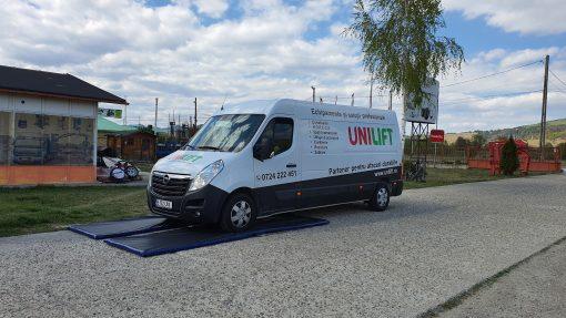 20200427 151550 scaled Covoare dezinfectante pentru rotile masinilor si camioanelor (Set 2 buc.) | PEsan - SHOP unilift.ro