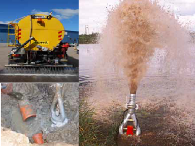 3178669 Pompa submersibila actionata hidraulic | HSP 4000/5-40 | Dynaset - Magazin Online Unilift Serv