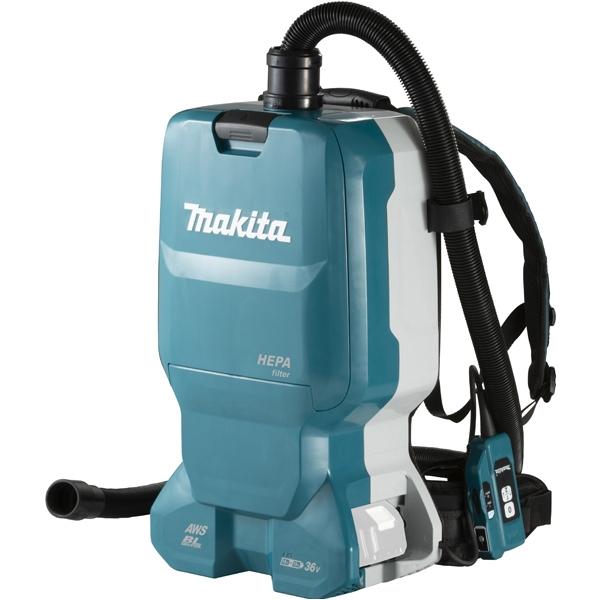 DVC665Z Makita Aspirator tip rucsac compatibil Li-Ion LXT 18V   DVC665Z   Makita - Magazin Online Unilift Serv