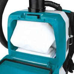 aspirator tip rucsac makita dvc265zxu Aspirator tip rucsac compatibil Li-Ion LXT18V | DVC265ZXU | Makita - SHOP unilift.ro