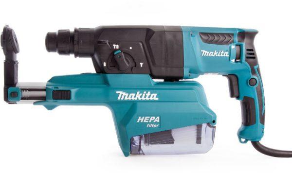 463282239.makita hr2650x2 sds plus Ciocan rotopercutor SDS-PLUS HR2652 | Makita - Magazin Online Unilift Serv