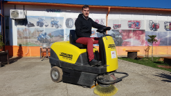 Picture2 Masina de maturat reconditionata | Km 100/100 | Karcher - SHOP unilift.ro