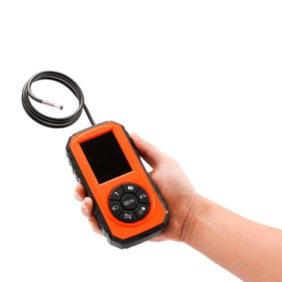 2b17ef122e59d5ff126c705c480702a5 Camera de inspectie profesionala | V5555 | TVBTech - Magazin Online Unilift Serv