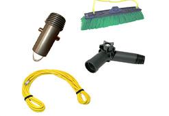 Conectori si alte accesorii pentru lanci