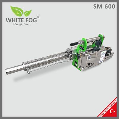 ThermalFogger ThermalFogging Hot Machine ULV Cold MistBlower Nebulizator portabil cu ceata termica pentru dezinfectie  | SM 60 | WhiteFog - SHOP unilift.ro