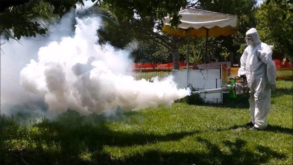 a5 Nebulizator portabil cu ceata termica pentru dezinfectie  | SM 60 | WhiteFog - Magazin Online Unilift Serv