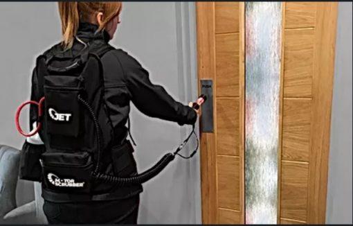 fefe Accesoriu de pulverizare dezinfectant   MotorScrubber - SHOP unilift.ro