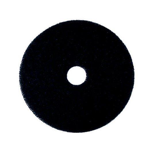 pad premium pentru pardoseli 3m scotch brite negru 460 mm3MA FN 5100 2311 5 Pad curatare din poliester - negru 430 mm - Magazin Online Unilift Serv