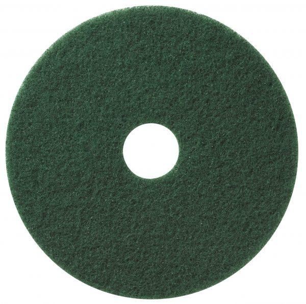 taski americo green pad 5 scaled scaled Pad curatare din poliester - verde 430 mm - Magazin Online Unilift Serv