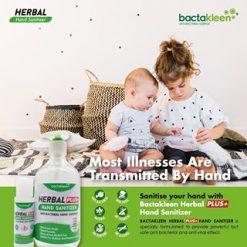 116120483 2993734720724191 6623094001711176985 n Solutie dezinfectanta pentru maini din extracte naturale 50 ml | Herbal Hand Sanitizer | BactaKleen - SHOP unilift.ro
