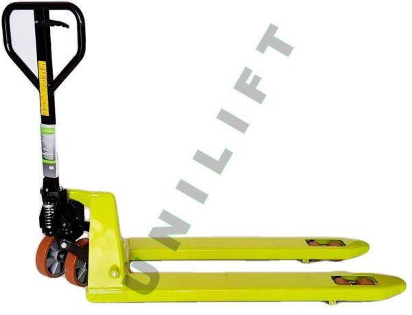 Transpalet verde 5 ok Transpalet profesional 2.5 T   GS EVO 25S4   Pramac - Magazin Online Unilift Serv