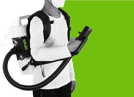 fOGAIR NEBULIZADOR desinfeccion Nebulizator portabil cu ceata rece | FOGAIR | Teinnova - Magazin Online Unilift Serv