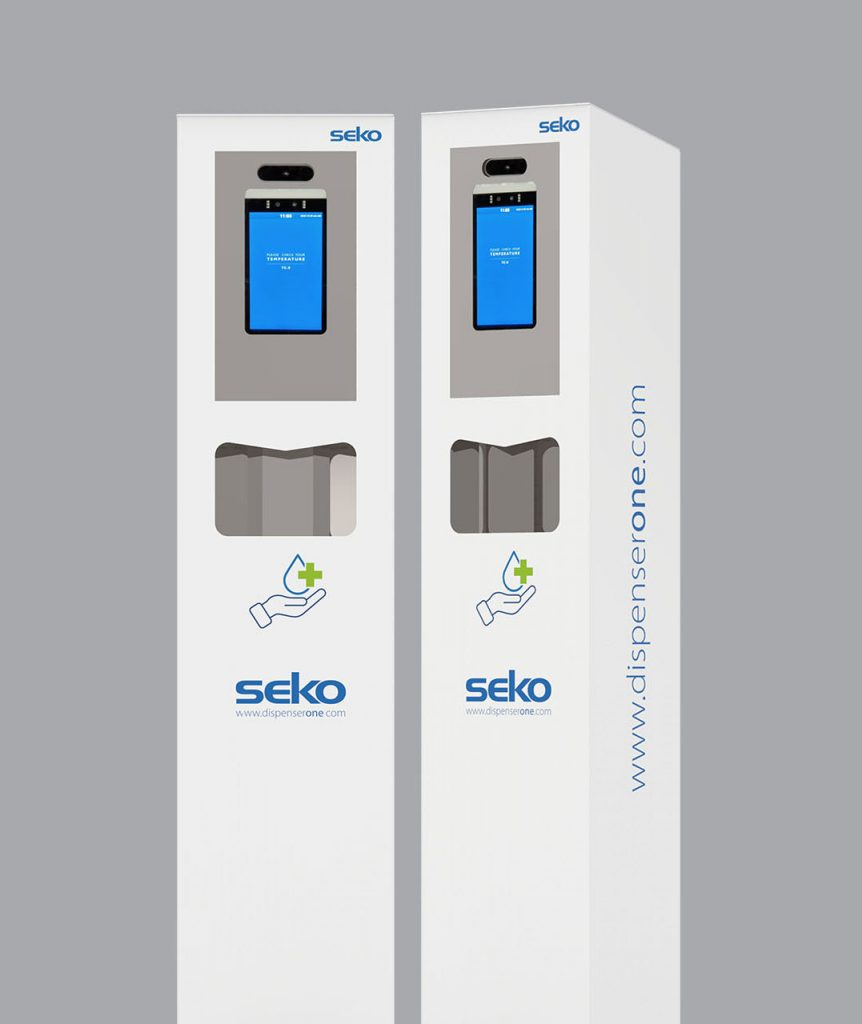1 Seko Dispenser ONE - Magazin Online Unilift Serv