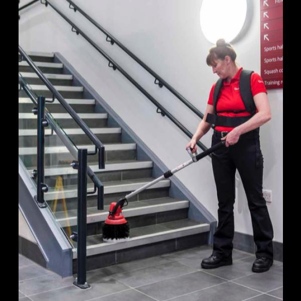 11050 perie monodisc pentru trepte motorscrubber motor scrubber Perie monodisc pentru trepte | MotorScrubber - Magazin Online Unilift Serv Perie monodisc pentru trepte