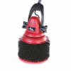 2116 motorscrubber perie cu peri negri pentru curatare profu motor scrubber Covor ortopedic pentru scaune cu roti 1.2 x 1.5 m | COBA Chair Mat (PC) - Magazin Online Unilift Serv