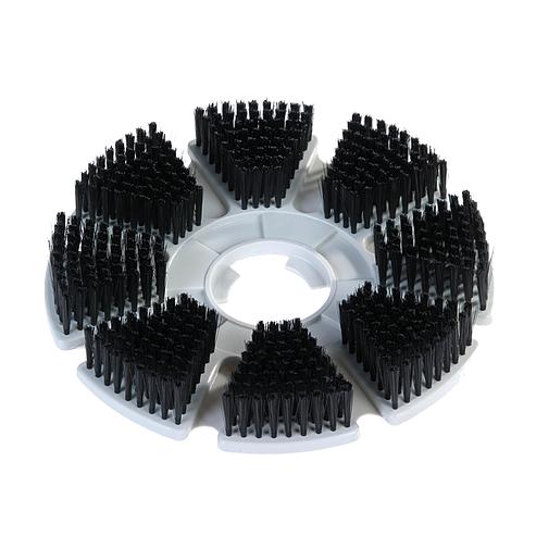2123 motorscrubber perie cu peri negri pentru curatare delic motor scrubber Perie monodisc cu peri negri 17 mm | MotorScrubber - Magazin Online Unilift Serv Perie monodisc cu peri negri