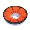 2130 motorscrubber perie cu peri portocalii cu inel antisrop motor scrubber Perie monodisc cu peri negri 17 mm | MotorScrubber - Magazin Online Unilift Serv Perie monodisc cu peri negri