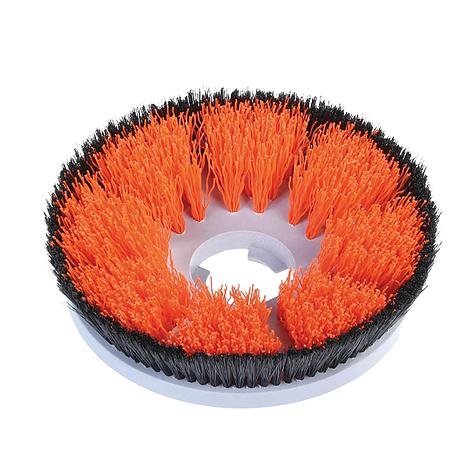 2130 motorscrubber perie cu peri portocalii cu inel antisrop motor scrubber Perie monodisc cu peri portocalii cu inel antistropire | Motorscrubber - Magazin Online Unilift Serv Perie monodisc cu peri