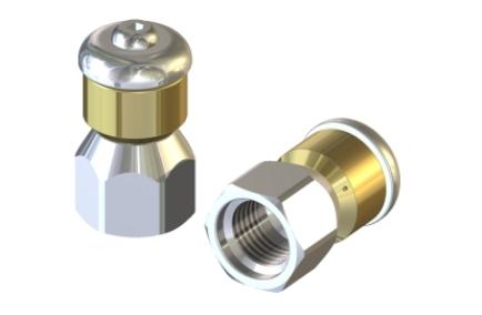 duza rotativa pentru curatarea tevilor de scurgere pa 3083 Duza rotativa pentru curatarea tevilor de scurgere STR-1/4 - 04| PA - Magazin Online Unilift Serv