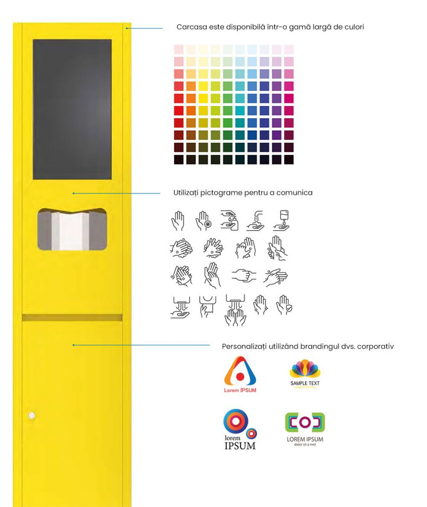 imags1 Seko Dispenser ONE - Magazin Online Unilift Serv