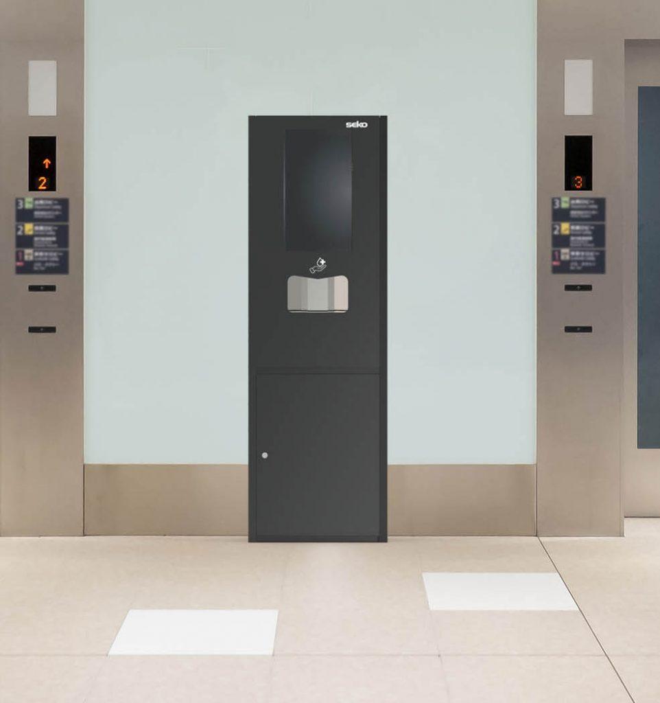 maxi1 Seko Dispenser ONE - Magazin Online Unilift Serv