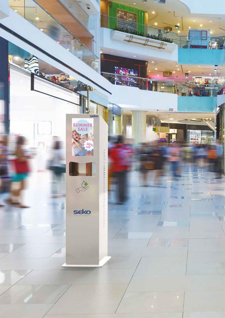 seko distribution Seko Dispenser ONE - Magazin Online Unilift Serv