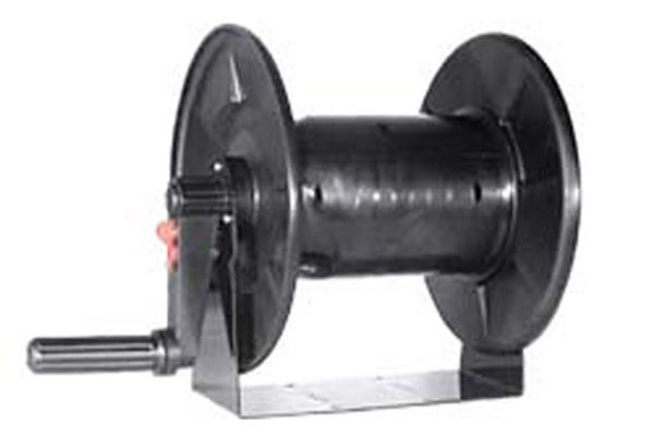 tambur pentru furtun din otel inoxidabil pentru presiune medie pa 3092 Tambur din otel inoxidabil/alama si plastic pentru presiune inalta T46 - 40 m  PA - Magazin Online Unilift Serv