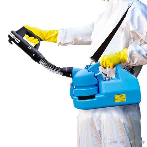 110v 220v 5l electric ulv fogger intelligent Nebulizator ULV electric pentru dezinfectie - rezervor 7 l - Magazin Online Unilift Serv