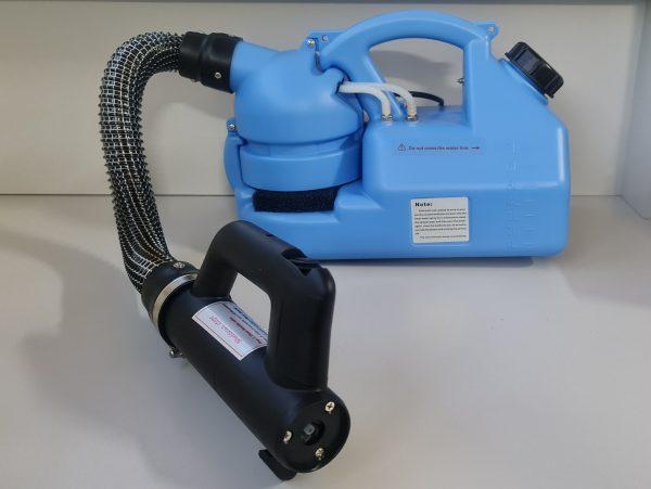 20201218 154826 scaled Nebulizator ULV electric pentru dezinfectie - rezervor 7 l - Magazin Online Unilift Serv
