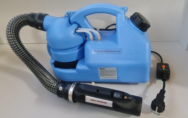 20201218 155509 scaled Nebulizator ULV electric pentru dezinfectie - rezervor 7 l - Magazin Online Unilift Serv