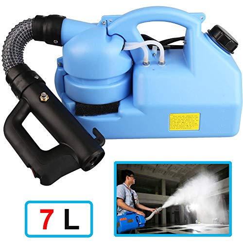51dNNXcrSAL Nebulizator ULV electric pentru dezinfectie - rezervor 7 l - Magazin Online Unilift Serv