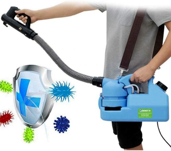 61HX1Rb6h5L. AC SL1110 Nebulizator ULV electric pentru dezinfectie - rezervor 7 l - Magazin Online Unilift Serv