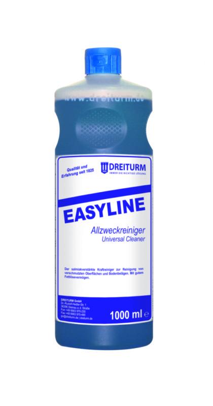 Easyline Allweckreiniger 1L Solutie universala pe baza de amoniac | EasyLine | Dreiturm - Magazin Online Unilift Serv