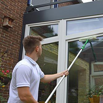 unger wintergarten reinigungsset ak130 1 Set curatare geamuri 4m | Conservatory cleaning kit | Unger - Magazin Online Unilift Serv