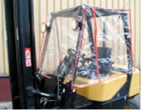 9719 cabina stivuitor din pvc alta marca Ofertele lunii Mai - Magazin Online Unilift Serv